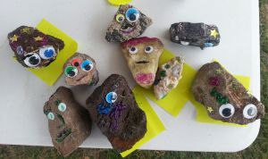 Pet rocks made by market scientists!